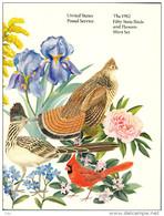 Etats-Unis/ United States / USA 1982 Superbe Album + Feuillets Oiseaux / Birds à Classer   Mnh*** - Birds