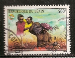 BENIN OBLITERE - Bénin – Dahomey (1960-...)