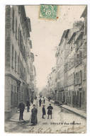 TOULON  RUE COURBET - Toulon
