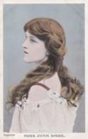 AN84 Edwardian Actress - Miss Zena Dare - Theatre