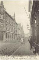 MENIN - Entrée De La Rue D' Ypres - Menen