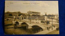 Berlin Friedrichsbrücke Mit National - Galerie Germany - Altri