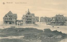 CPA - Belgique -  Flandre Occidentale - Westende - Deutsche Villen-Colonie - Westende