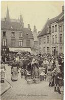 BRUGES - Le Marché Aux Poisson - Brugge