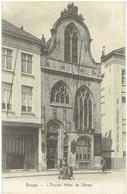BRUGES - L'Ancien Hôtel Des Gênes - 833 Héliotypie De Graeve - Brugge