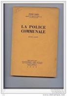 "Livre "" La Police Communale 1951 ""  >>> - Police"