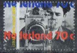 PIA - OLANDA -1995 : 100 Anni Di Cinema  - (Yv 1499-500 ) - Cinema