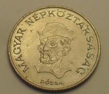 1989 - Hongrie - Hungary - 20 FORINT BP - KM 630 - Hongrie