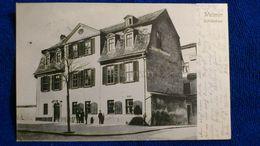 Weimar Schillerhaus Germany - Weimar