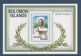 Îles Salomon Bloc - Neuf Sans Charnière - 1992 - Salomoninseln (Salomonen 1978-...)