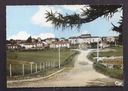 CPSM 43 - SAINT-DIDIER-en-VELAY - Les Castors - TB PLAN Route Allant Vers Village Et Son Quartier - CP Voyagée 1970 - Saint Didier En Velay