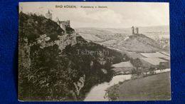 Rudelsburg U. Saaleck B. Bad Kösen Germany - Germania