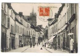 MONTFORT L AMAURY  RUE DE PARIS - Montfort L'Amaury