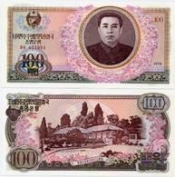 NORTH KOREA       100 Won      P-22a       1978       UNC - Corea Del Nord