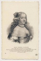 AK22 Royalty - Marie Therese D'Autriche - Royal Families