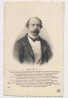 AK22 Royalty - Napoleon III - Royal Families