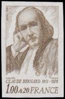 FRANCE Essais  1990 A, Essai En Brun: Claude Bernard - Essais