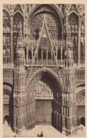 AN03 Rouen, Cathedrale, Detail Du Portail - Rouen