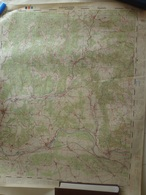 Carte Rheinfelden Bade Wuttenberg Argovie Suisse Allemagne Deutschland - Cartes Topographiques