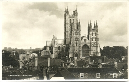 Canterbury (Kent) The Cathedral, La Cathedrale, La Cattedrale, Der Dom - Canterbury