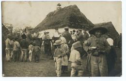 CARTE PHOTO MUSIQUE DE REGIMENT 1918 - NON SITUÉE - Régiments