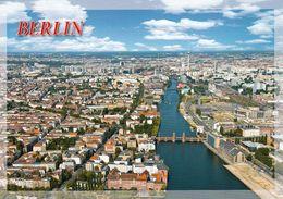 1 AK Germany * Blick Auf Berlin - Luftbildaufnahme * - Mitte