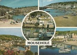Mousehole (Cornwall) Views, Vues, Vedute, Ansicht - Inghilterra