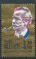 France/ 1990 / N° 2654   Georges Brassens - France