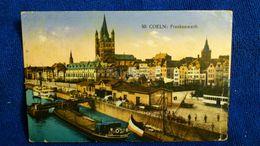 Coeln Frankenwerft Germany - Koeln