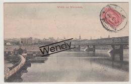 Warszawe (Widok Na - 1907) - Pologne