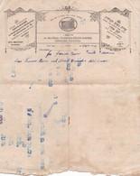 Jewish Judaica Document Jerusalem Israel Palestine - ESRATH NASCHIM - Judaika Judaisme Juive - Unclassified