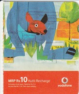 India - Vodafone - Kangaroo - Inde