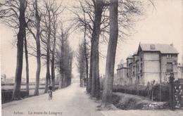 CPA - Arlon - La Route De Longwy - 1911 - Aarlen