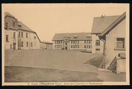 ELSENBORN KAMP  ---  COUR DES CASERNES - Elsenborn (Kamp)