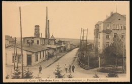 ELSENBORN KAMP  ---  CENTRALE ELECTRIQUE - Elsenborn (Kamp)