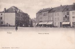 CPA - Arlon - Place Du Marché - Nels Série 31 N° 3 - Aarlen