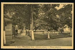 ELSENBORN KAMP  ---  INFIRMERIE MILITAIRE - Elsenborn (Kamp)