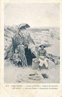 PRAIA - N° 3 - CHAUMIERE DE PECHEUR - Cap Vert