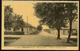 ELSENBORN KAMP  ---  NOUVEAUX BLOCS - Elsenborn (Kamp)
