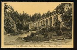ELSENBORN KAMP  ---  CASINO DES OFFICIERS - Elsenborn (Kamp)