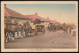 ELSENBORN KAMP  ---  ARTILLERIE - Elsenborn (Kamp)
