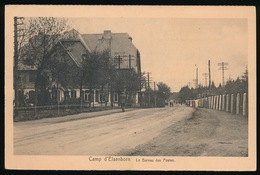 ELSENBORN KAMP  --- LE BUREAU DES POSTES - Elsenborn (Kamp)