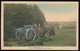 ELSENBORN KAMP  ---  POSTE D'ARTILLERIE - Elsenborn (Kamp)