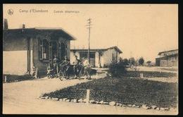 ELSENBORN KAMP  ---  CENTRALE TELEPHONIQUE - Elsenborn (Kamp)