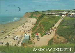 Exmouth (Devon) Sandy Bay, The Beach, La Plage, Der Strand, La Spiaggia - Inghilterra
