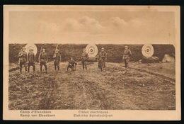 ELSENBORN KAMP  ---  CIBLES ELECTRIQUE - Elsenborn (Kamp)