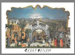 CESKY BETLEM - PRESEPE - CESKOSLOVENSKO - Cristianesimo