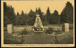 ELSENBORN KAMP  ---  MONUMENT ALBERT 1er - Elsenborn (Kamp)