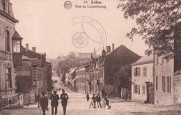 CPA - Arlon - Rue Du Luxembourg - ALBERT N° 19 - Aarlen