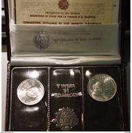 SAN MARINO - NUMISMATICA - Anno 1983 - 500+1.000 £ - Raffaello Sanzio Dittico - Tiratura 41.920 - Saint-Marin